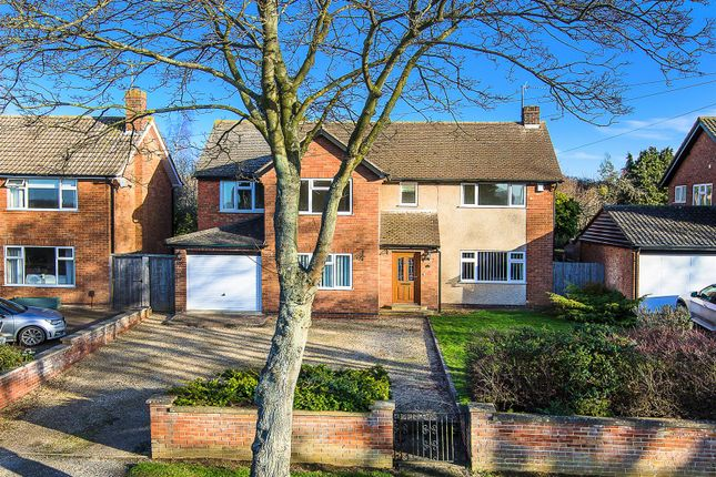 Thumbnail Detached house for sale in Gipsy Lane, Kettering