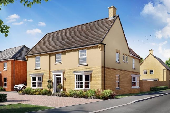 """5 bed detached house for sale in """"Henley"""" at Bluntisham Road, Needingworth, St. Ives, Huntingdon PE27"""