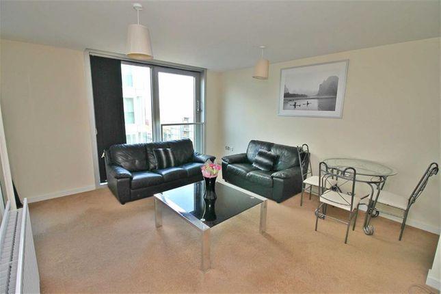 1 bed flat to rent in Chelsea House, 599 Witan Gate, Milton Keynes