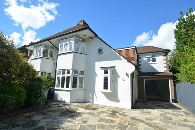 Thumbnail Semi-detached house for sale in Greenway Gardens, Shirley, Croydon