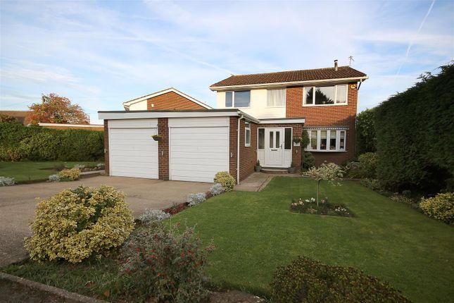 Thumbnail Detached house for sale in Walton Close, Dronfield Woodhouse, Dronfield