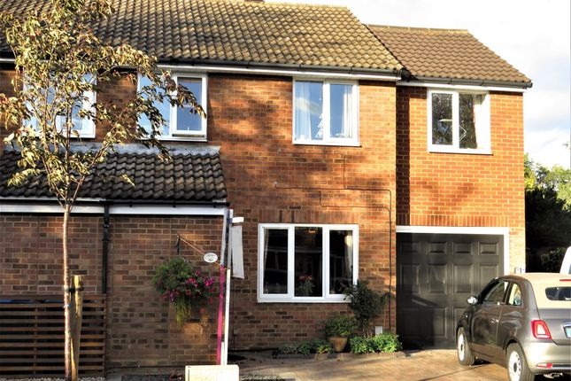 Thumbnail Semi-detached house for sale in Lords Wood, Welwyn Garden City