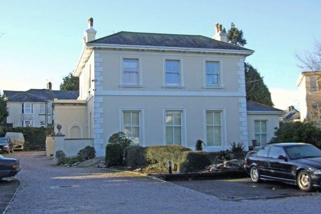 Thumbnail Block of flats for sale in St. Marychurch Road, Torquay