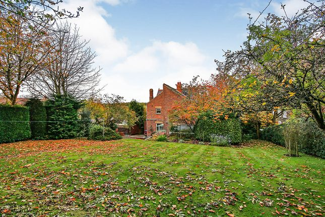 Thumbnail Detached house for sale in Nevilles Cross Bank, Durham, Durham