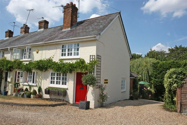 Thumbnail Terraced house for sale in Priors Row, North Warnborough, Hook, Hampshire
