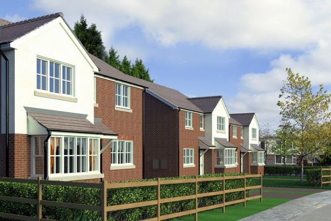 Thumbnail Detached house for sale in Plot 1, Turners Hill, Off Oakham Road, Rowley Regis, West Midlands