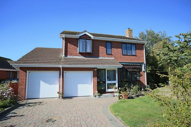 Thumbnail Detached house for sale in Delderfield Gardens, Exmouth