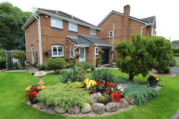 Thumbnail Property for sale in Craigflower Court, Preston