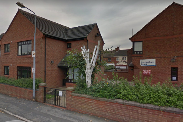Thumbnail Flat to rent in Cottingham Court, Crosby