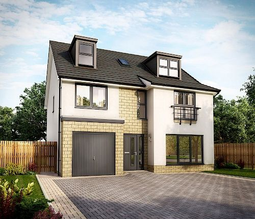 Thumbnail Detached house for sale in Colihill Grange At Healds Drive, Strathaven