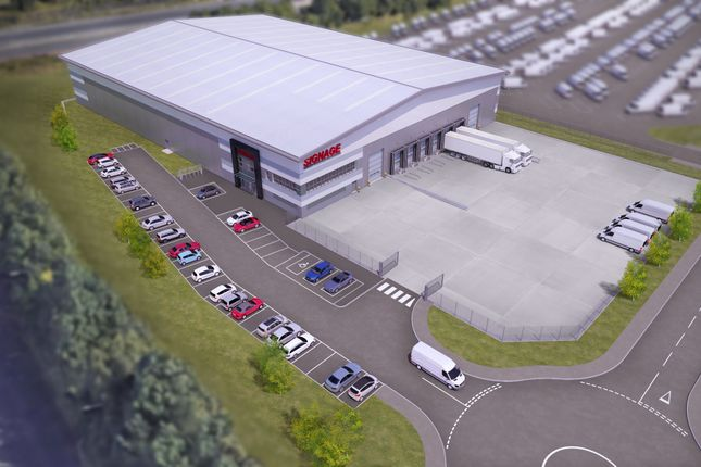 Thumbnail Warehouse to let in Springhill Parkway, Glasgow