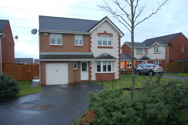 Thumbnail Detached house for sale in Lanton Path, East Kilbride
