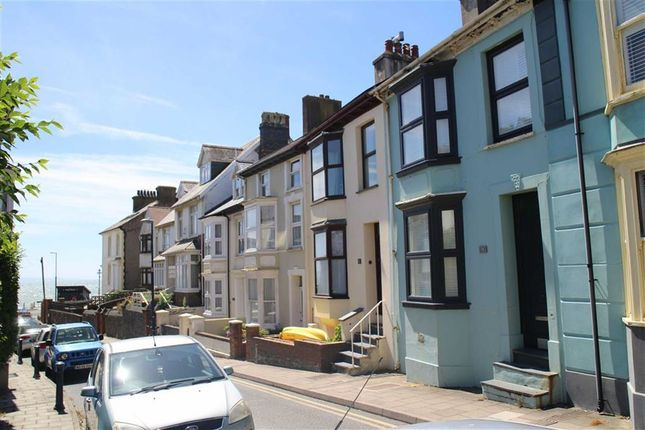 Thumbnail Terraced house for sale in Sea View Place, Aberystwyth