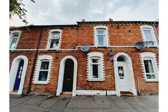 Thumbnail Terraced house for sale in Donegall Avenue, Belfast