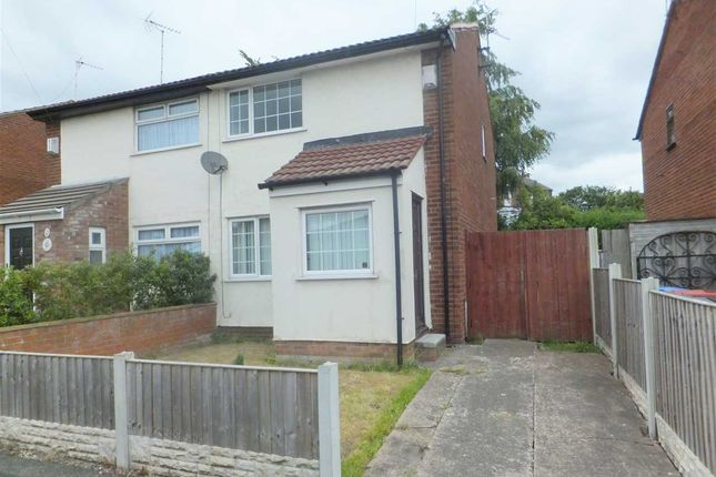 2 bed semi-detached house for sale in Hale View Road, Huyton, Merseyside