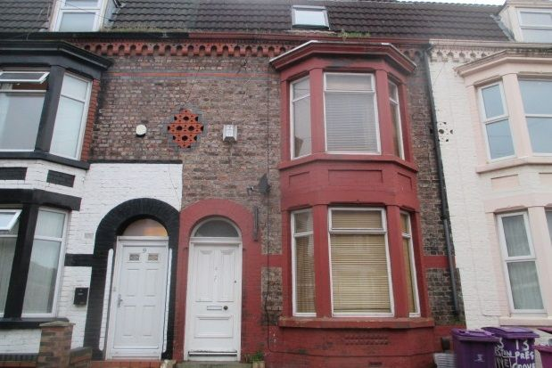 Thumbnail Property to rent in Preston Grove, Anfield, Liverpool