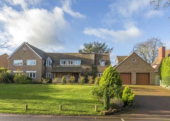 Thumbnail Detached house for sale in Dark Lane, Stratford-Upon-Avon, Warwickshire