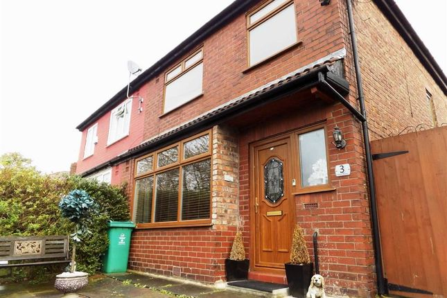 3 bed semi-detached house for sale in Albert Grove, Longsight, Manchester