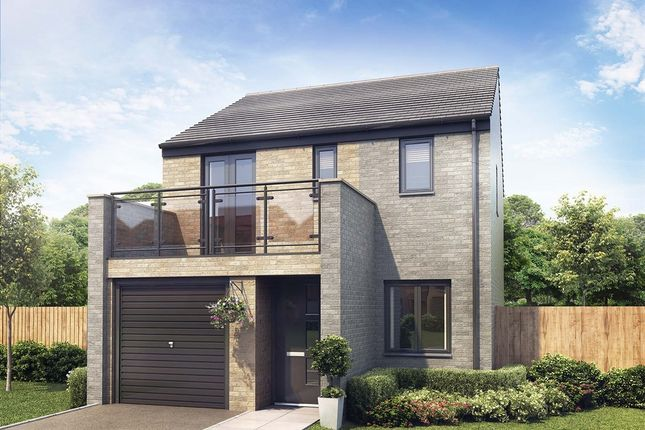 "Thumbnail Detached house for sale in ""The Rufford"" at Aykley Heads, Durham"