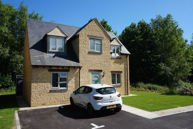 Thumbnail Detached house to rent in Woodstock Road, Witney