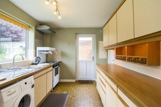 Dining Kitchen of Redmoor Close, Market Bosworth, Nuneaton CV13