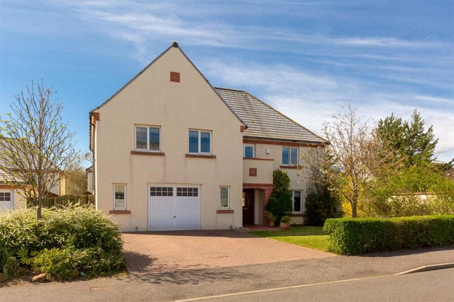 Thumbnail Detached house for sale in Leslie Way, Dunbar, East Lothian