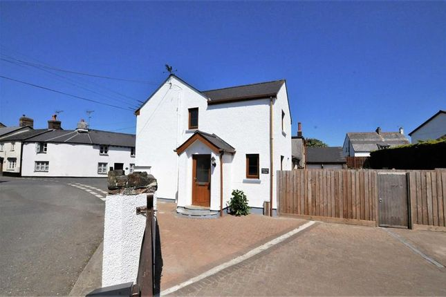 Thumbnail Semi-detached house for sale in Marhamchurch, Bude, Cornwall