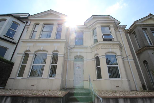 Flat for sale in Lipson Road, Lipson, Plymouth