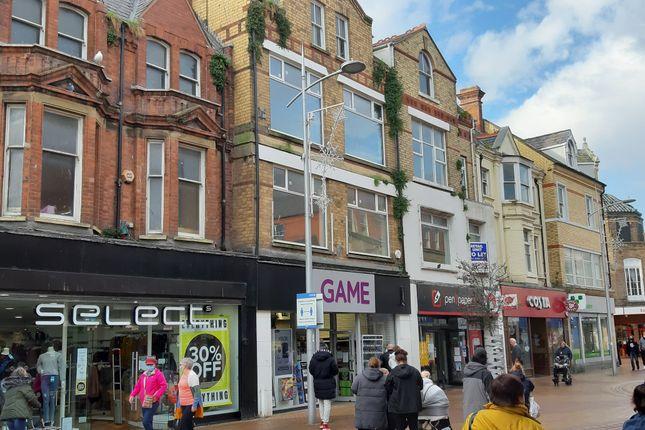 Retail premises for sale in High Street, Rhyl