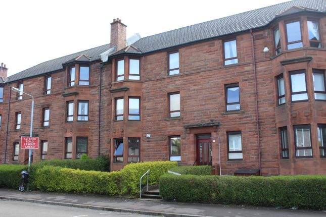 Thumbnail Flat to rent in Dinart Street, Riddrie