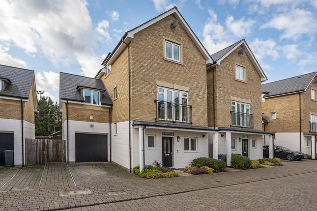 Thumbnail Flat to rent in Marbaix Gardens, Isleworth