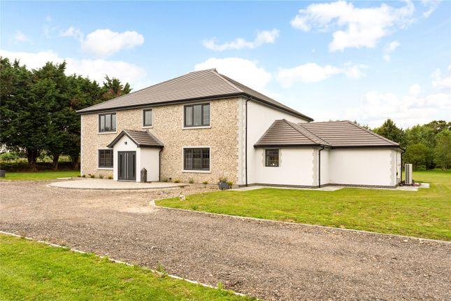 Thumbnail Detached house for sale in Highground Lane, Barnham, Bognor Regis