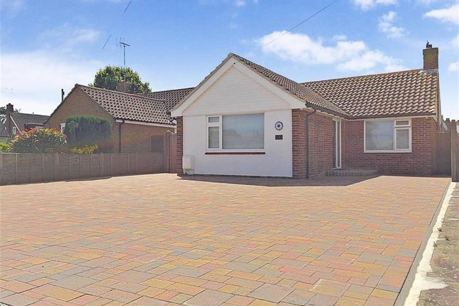 Thumbnail Bungalow for sale in Esher Drive, Littlehampton, West Sussex