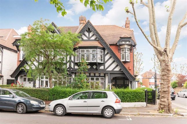 Thumbnail Detached house to rent in West Lodge Avenue, London