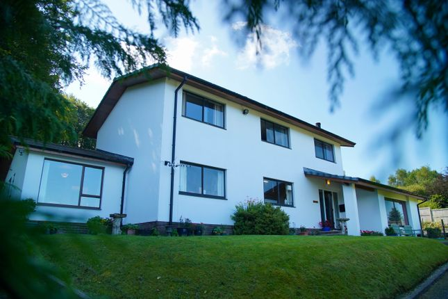 Thumbnail Detached house for sale in Bedwgleision, Ysbyty Ystwyth, Ystrad Meurig, Ceredigion