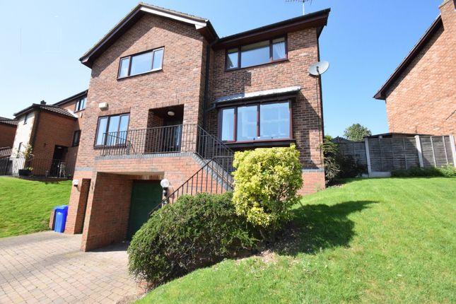 Thumbnail Detached house for sale in Doveridge Road, Brizlincote, Burton-On-Trent