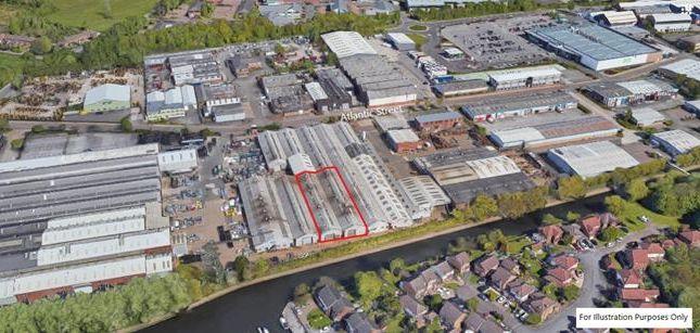 Thumbnail Light industrial to let in Units & U4, Atlantic Street, Altrincham, Cheshire