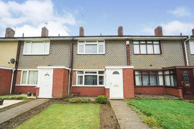 Thumbnail Terraced house for sale in Somerfield Road, Bloxwich, Walsall