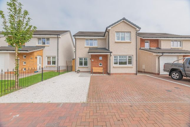 Thumbnail Detached house for sale in Drummore Court, Alva