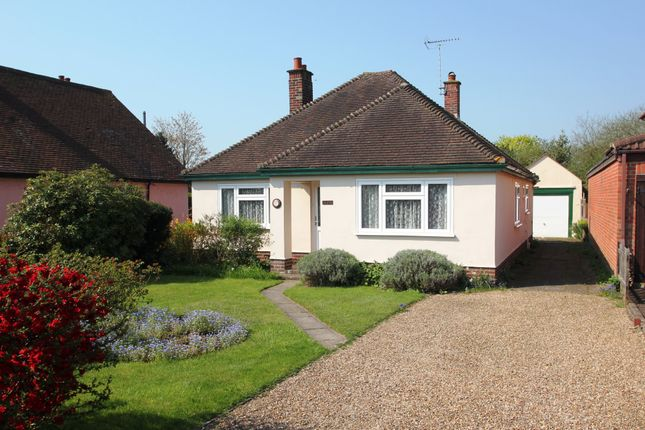 Thumbnail Detached bungalow for sale in Straight Road, Colchester