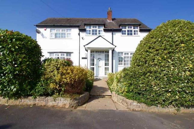 Thumbnail Detached house to rent in Wayside Drive, Oadby, Leicester