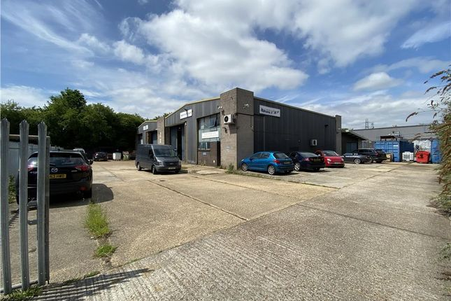 Thumbnail Light industrial for sale in Eddystone Road, South Hampshire Industrial Park, Totton, Southampton