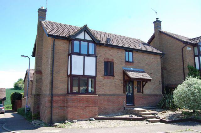 Thumbnail Detached house for sale in Towns End, Long Buckby, Northampton