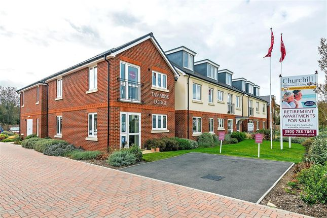 Thumbnail Flat for sale in Stocks Lane, East Wittering, Chichester, West Sussex