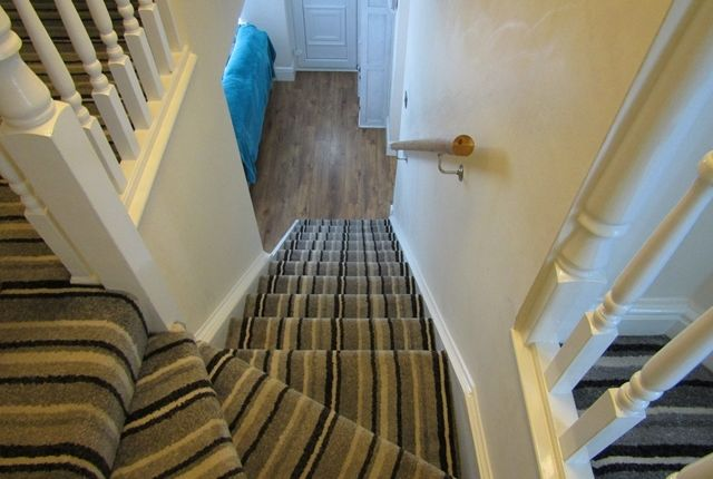Stairs of Glenwood Drive, Middleton, Manchester M24