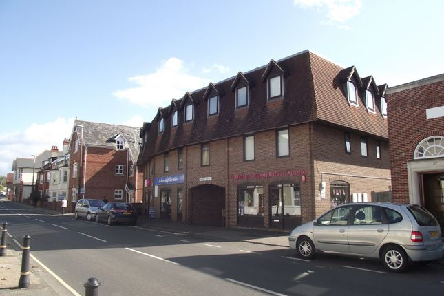 Thumbnail Flat to rent in Brook House, Lower Street, Pulborough