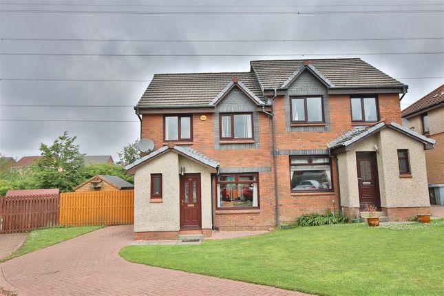 Thumbnail Semi-detached house for sale in Durban Avenue, East Kilbride, Glasgow