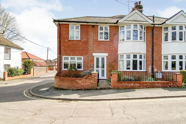 Thumbnail Semi-detached house for sale in Marriotts Walk, Stowmarket