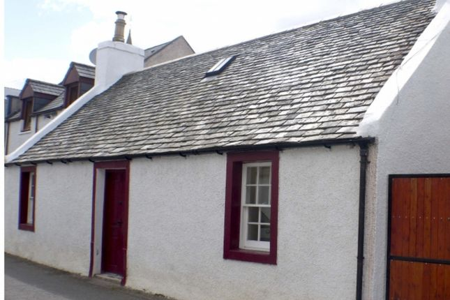 Thumbnail Cottage for sale in 15 Maxwell Street, Fochabers