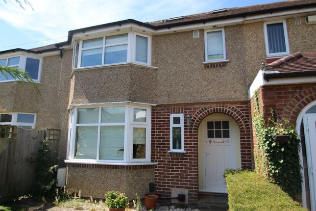 Thumbnail Terraced house to rent in Collinwood Road, Headington, Oxford